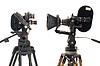 ID 3301733 | Dwa profesjonalne filmu 35mm-kamery | Foto stockowe wysokiej rozdzielczości | KLIPARTO