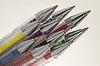 Coloured pens | Stock Foto