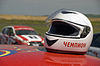 Photo 300 DPI: Car racing helmet