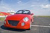 Red automobile | Stock Foto