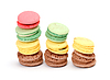 Colorful Macaroon | Stock Foto