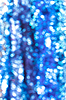 Abstract defocused lights christmas background | Stock Foto
