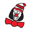 Vector clipart: Happy Clown