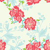 Flower - seamless pattern | Stock Vector Graphics