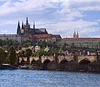 Zdjęcie Praga. Widok na Stare Miasto | Stock Foto