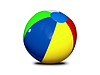 Beach ball | Stock Foto