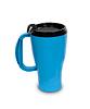 Simple blue thermal mug | Stock Foto