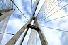 Photo 300 DPI: cable-stayed bridge