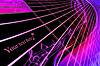 音乐模式   光栅插图