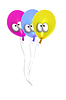 Photo 300 DPI: comic balloons