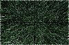 Photo 300 DPI: abstract green extrusion background