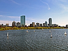 Boston cityscape | Stock Foto