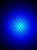 산업 표면에 파란색 전원 표시등이 알 수없는 | Stock Illustration