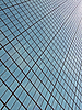 Stos streszczenie szklane szyby, nowoczesny skyscrapper | Stock Foto