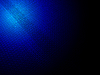 Magic blue light over metal surface, science details | 光栅插图