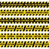 Police Line | Stock Vector Graphics