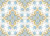 Abstrakcyjny wzór bez szwu. | Stock Vector Graphics