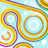 Abstract background | Stock Illustration