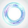 Abstract circle background | Stock Vector Graphics