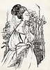 Photo 300 DPI: fancy woman 18 century