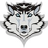 Wolf head | Stock Vector Graphics
