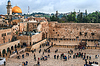 Western Wall, Temple Mount, Jerusalem | Stock Foto