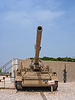 Memorial and Armored Corps Museum in Latrun, Israel | Stock Foto