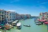 Stadtansicht von Venedig in Italien | Stock Foto