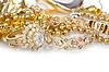Lots of jewellery | Stock Foto