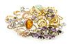 Lots of jewellery   Stock Foto