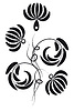 Vector clipart: Flower Arrangement