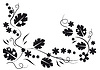 Floral ornament | Stock Vector Graphics