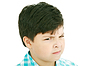 Angry little boy backgrou | Stock Foto