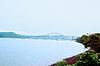 Schöne Brücke verbunden Süd und Nord Amerika | Stock Photo