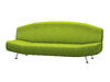 Green sofa | Stock Illustration
