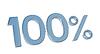 ID 3365459 | Hundred percent | High resolution stock illustration | CLIPARTO