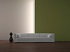 White sofa | Stock Illustration