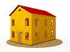 Big house | Stock Illustration