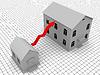 Real estate sale | Stock Illustration