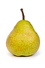 Ripe green pear | Stock Foto