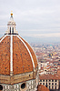 Cathedral Santa Maria del Fiore in Florence, Italy | Stock Foto
