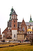 Wawel-Kathedrale in Krakau | Stock Foto