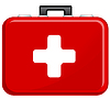 Vector clipart: First aid icon