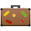 Vector clipart: Travel Suitcase icon