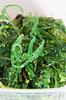 Wakame Seaweed Salad | Stock Foto