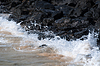 ID 3379402 | Waves Hitting Rocks | High resolution stock photo | CLIPARTO