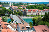 Konstanz City at Lake Constance | Stock Foto