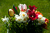 ID 3379748 | Easter Flower Bouquet | High resolution stock photo | CLIPARTO