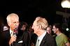 Photo 300 DPI: Harald Schmidt interviews Stuttgart Lord Mayor