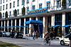 Hotel Bayerischer Hof, Munich | Stock Foto